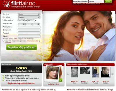 Flirtfair.no