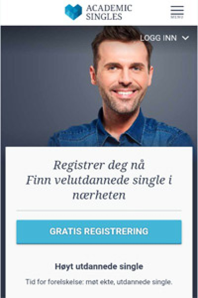 Academic Singles app