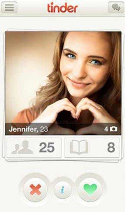 Tinder App Norge