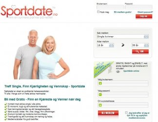 dating gratis sportdate