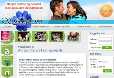Datingsider sukker